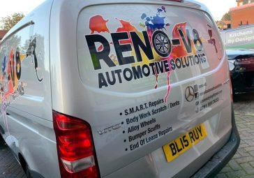 renov8 company van