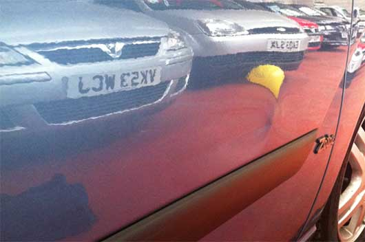 Paintless Dent Removal Leeds